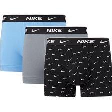 Nike Boxershorts 3er-Pack - Navy/Blau/Schwarz