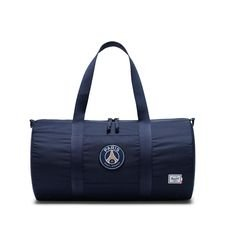 Herschel Paris Saint-Germain Sportväska Medium Flight Satin Kollektion - Navy
