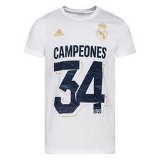 Real Madrid Champions 2020 Tee - Vit