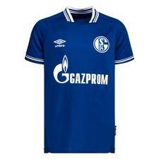 Schalke 04 Hjemmebanetrøje 2020/21 Børn