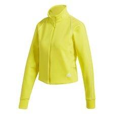 Style Trainingsjacke Gelb