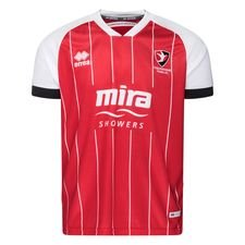 Cheltenham Town F.C. Hjemmebanetrøje 2020/21