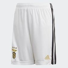 Benfica Home Shorts Vit