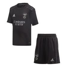 Benfica Away Mini Kit Svart