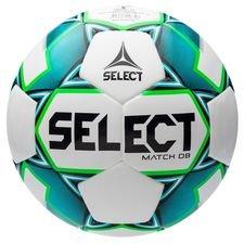 Select Fotboll Match DB - Vit/Grön