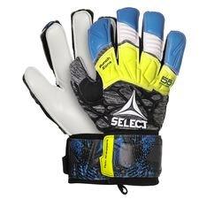 Select Keepershandschoenen 55 Extra Force Flat Cut - Blauw/Grijs/Geel