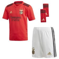 Benfica 20/21 Youth Kit Röd