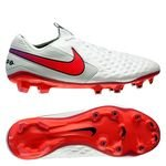 Nike Tiempo Legend 8 Elite FG Flash Crimson - Weiß/Flash Crimson/Photon Dust