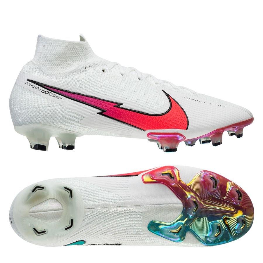 Nike Mercurial Superfly 7 Elite FG Flash Crimson - Wit/Oranje/Groen <br/>EUR 215.95 <br/> <a href=