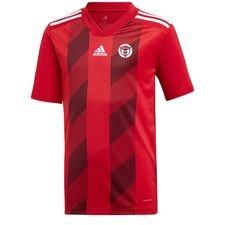 BK Vestia Hjemmebanetrøje - Rød/Hvid