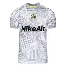 Nike F.C. Hjemmebanetrøje - Hvid/Grå/Sølv