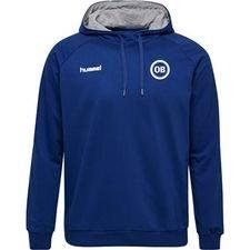 Odense Boldklub Luvtröja - Blå Barn