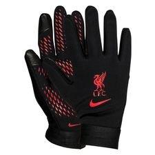 Liverpool Spelarhandskar Hyperwarm - Svart/Röd Barn