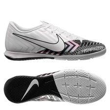 Nike Mercurial Vapor 13 Academy IC - Hvid/Sort