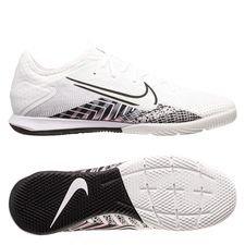 Nike Mercurial Vapor 13 Pro IC - Hvid/Sort