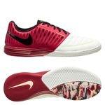 Nike Lunargato II IC Play Mode - Rouge/Rouge foncé/Noir/Blanc