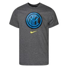 Inter T-Shirt Evergreen - Grå