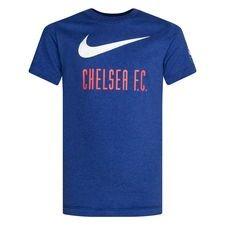 Chelsea T-Shirt Ignite - Blå/Vit Barn
