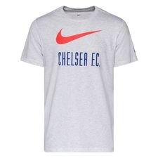 Chelsea T-Shirt Ignite - Grå/Blå