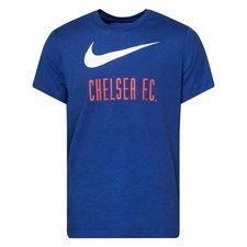 Chelsea T-Shirt Ignite - Blå/Vit