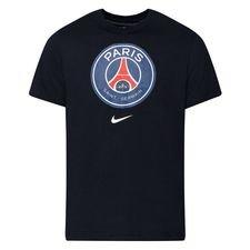 Paris Saint-Germain T-Shirt Crest - Navy Barn