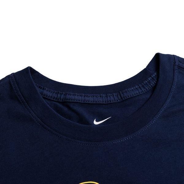 Tottenham T Skjorte Evergreen NavyGul | unisportstore.no