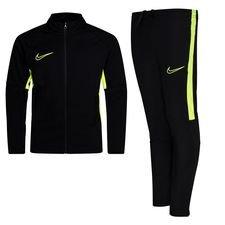 Nike Trainingsanzug Dry Academy K2 - Schwarz/Neon Kinder