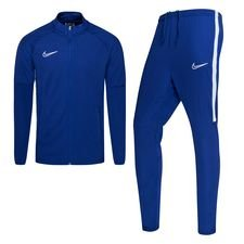 Nike Trainingspak Dry Academy K2 - Navy/Wit