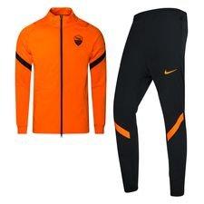 Roma Trainingspak Dry Strike - Oranje/Zwart