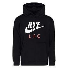 Liverpool Luvtröja NSW Club - Svart/Vit