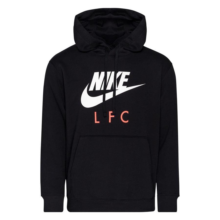 Liverpool Hættetrøje NSW Club - Sort/Hvid thumbnail