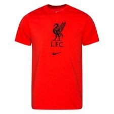 Liverpool T-Shirt Evergreen - Röd/Svart