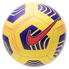 Nike Fußball Pitch - Gelb/Lila/Rot