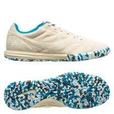 Nike Premier II Sala IC - Beige/Blå