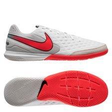 Nike Tiempo Legend 8 Academy IC - Hvid/Orange