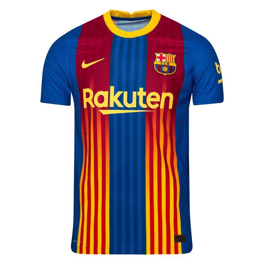Barcelona Spillertrøje Senyera 2020/21 Vapor