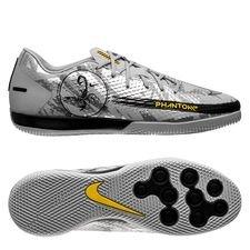 Nike Phantom GT Academy IC - Grå/Sølv/Sort