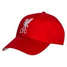 Liverpool Keps Core - Röd/Vit