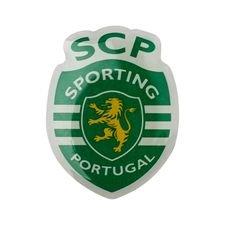 Sporting Lissabon Badge - Grön/Vit