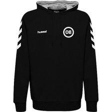 Odense Boldklub Luvtröja - Svart
