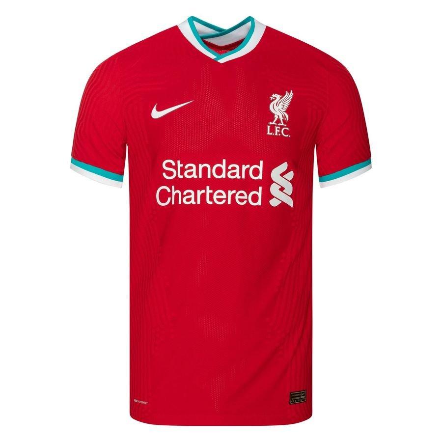 Liverpool Hjemmebanetrøje 2020/21 Vapor Børn