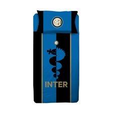 Inter Sängkläder - Blå/Svart