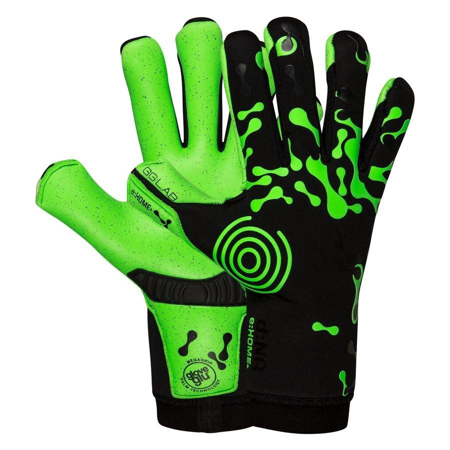 GG:LAB Keepershandschoenen d:NA e:XOME+ - Zwart/Groen