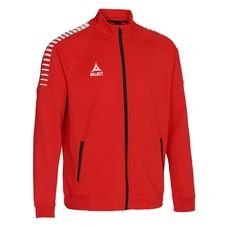 Select Jacke Brazil - Rot