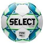 Select Fußball Futsal Super B-Ware - Weiß/Blau