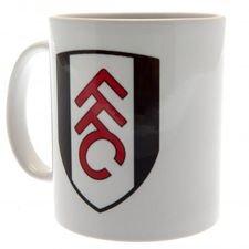 Fulham Mugg - Vit/Svart/Röd