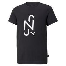 PUMA T-Shirt Logo Neymar Jr. - Schwarz Kinder