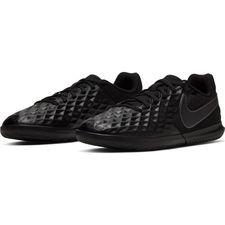 Nike Tiempo Legend 8 Club IC Kinetic Black - Schwarz Kinder