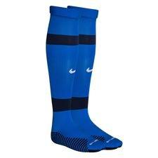Nike Fodboldsokker Matchfit Knee High - Blå/Navy/Hvid thumbnail