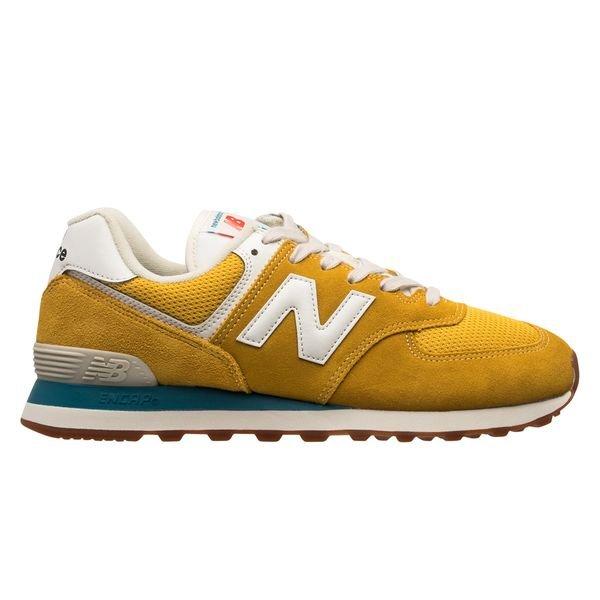 574 new balance jaune